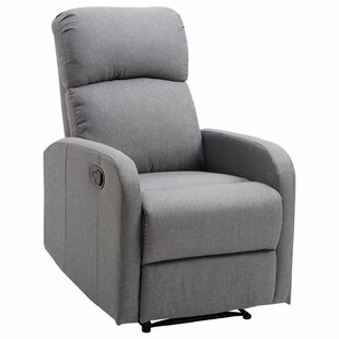 Oakton Manual Recliner by HomCom