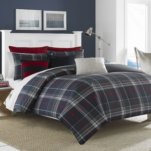 Booker Reversible Duvet Cover Set