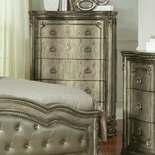 Astoria Grand Liola 5 Drawer Chest