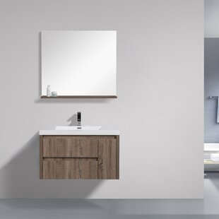 Haenggi 36 Single Bathroom Vanity Set by Ivy Bronx