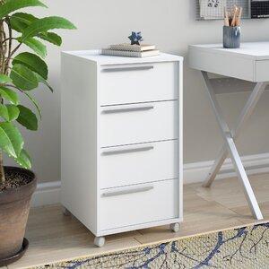Hadley 4-Drawer Vertical Filing Cabinet