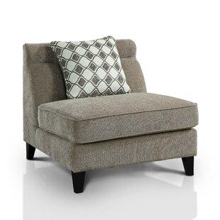 Latitude Run Esmont Slipper Chair