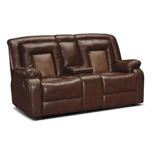 Kmax Leather Reclining Lov..
