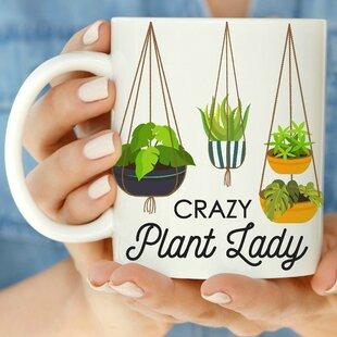 Crazy Plant Lady 11 Oz Mug