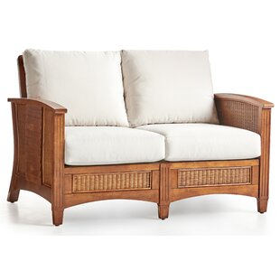 Great Price Crossroad Loveseat by South Sea Rattan Reviews (2019) & Buyer's Guide