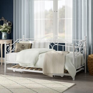 Amberboi Daybed With Trundle By Fleur De Lis Living