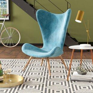 Benno Wingback Chair by Corrigan Studio