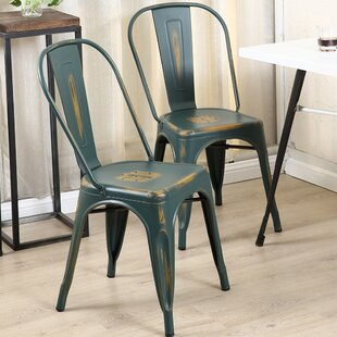 Blue Kitchen & Dining Chairs You\'ll Love   Wayfair