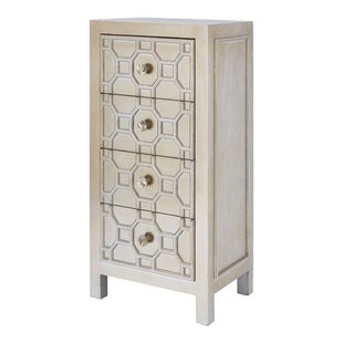 Riemer 4 Drawer Chest by Bloomsbury Market