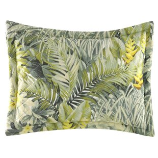 Cuba Cabana Cotton Lumbar Pillow