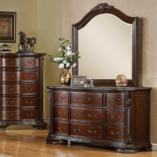 Astoria grand Fussell Dresser   Item# 6699