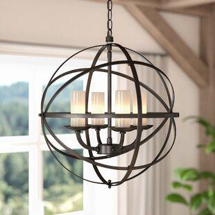 Darby Home Co Newark 4-Light Pendant