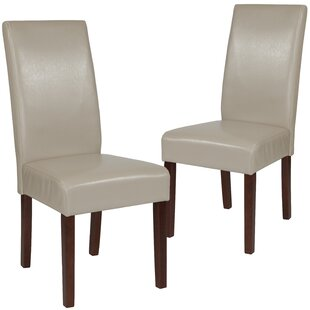 Rayford Upholstered Dining Chair (Set of 2) Charlton Home