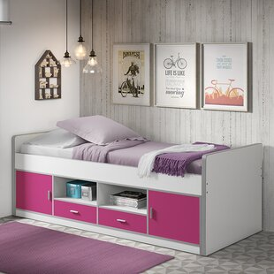 Bourgeois European Single Cabin Bed By Isabelle & Max