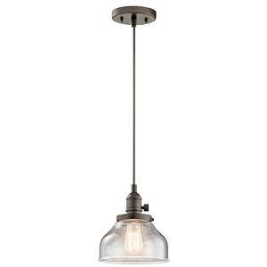 Antioch 1-Light Mini Pendant