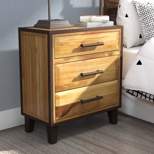 Harrah's 3 Drawer Rectangular Chest