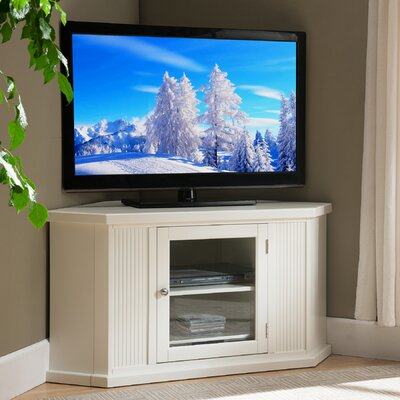 40 49 Inch White Corner Tv Stands You Ll Love In 2019
