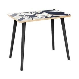 Howington End Table by Bungalow Rose