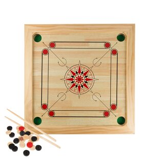 Carrom Board Game by Hey! Play!