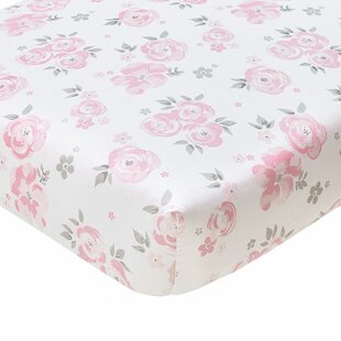 Comparison Savannah Fitted Crib Sheet ByWendy Bellissimo