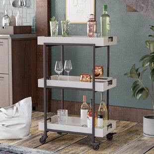 Trent Austin Design Glenwood Springs Bar Cart