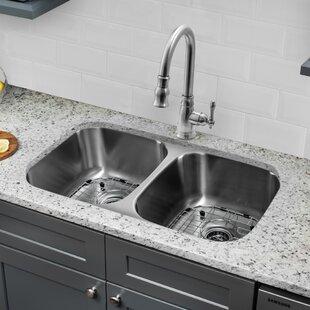 32 x 18 undermount sink wayfair rh wayfair com