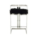 Kenzie Upholstered Bar & Counter Stool by Everly Quinn