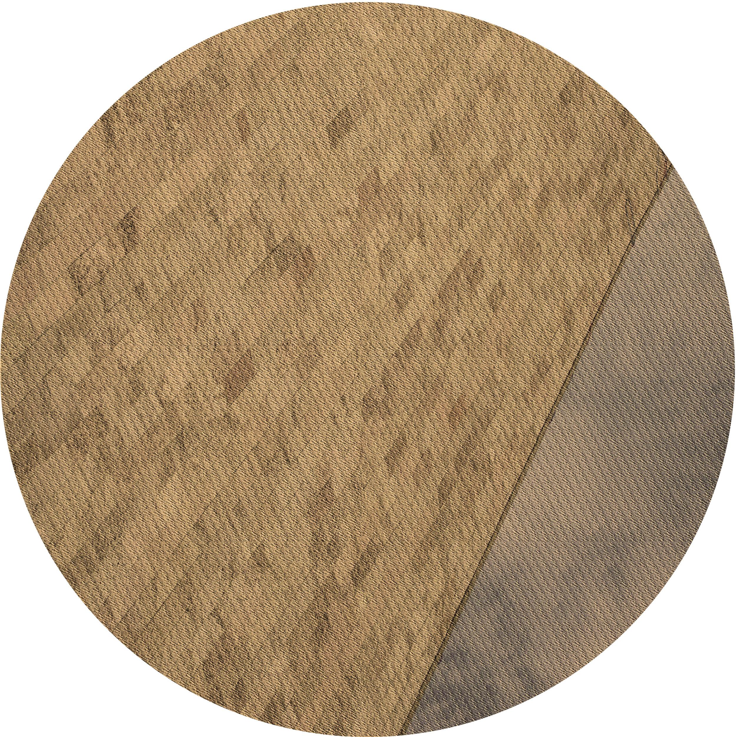 Ebern Designs Solid Color Wool Brown Area Rug Wayfair