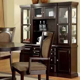 Prague China Cabinet by Darby Home Co