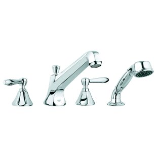 Grohe Somerset Double Handle Roman Tub Fa..