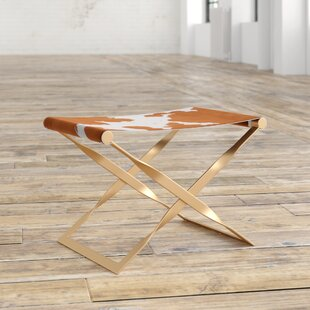 Lomawai Vanity Stool by Mercury Row