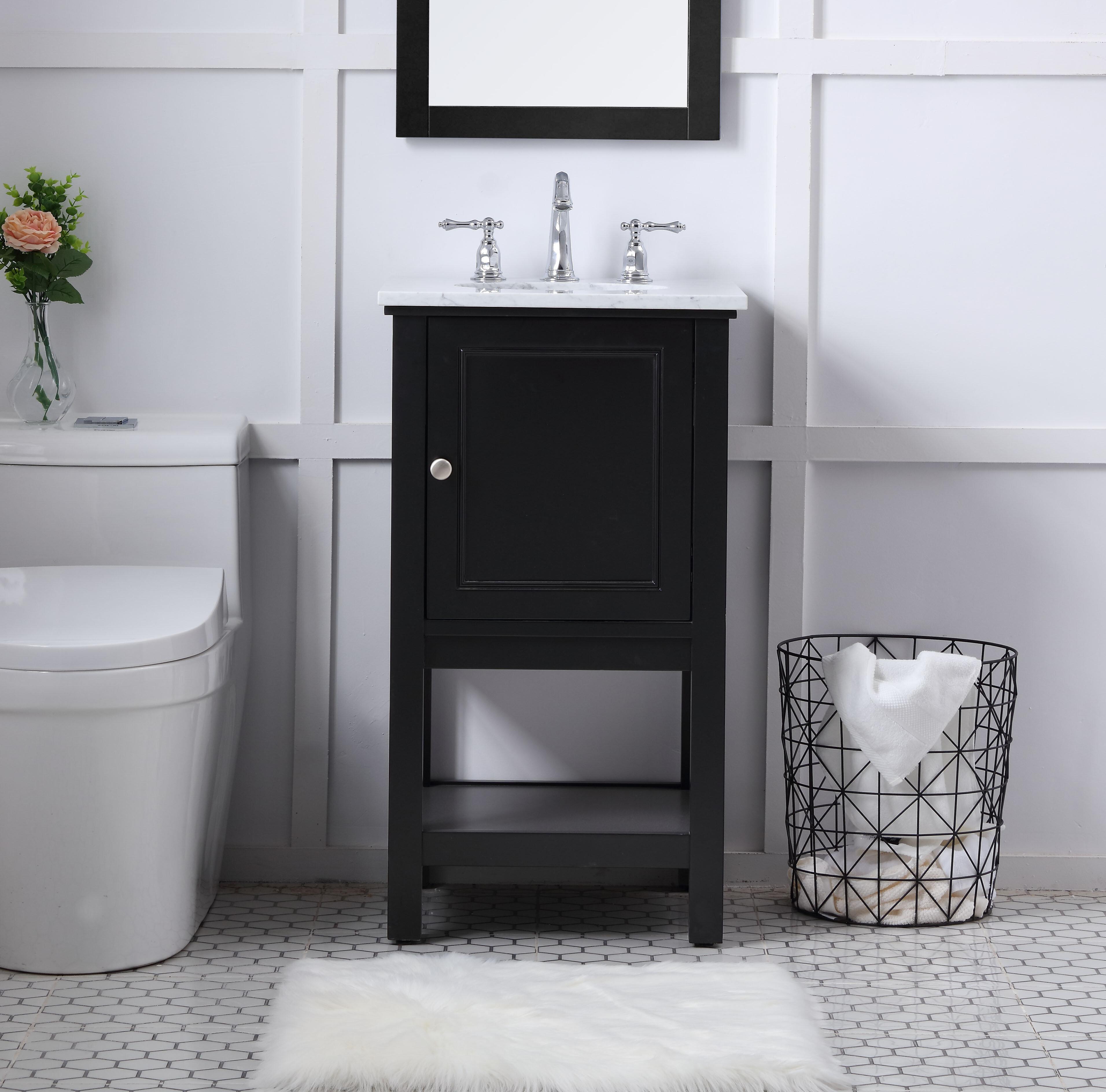 Davina 19 Single Bathroom Vanity Set