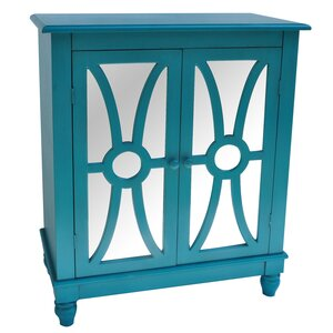 Clairemont 2 Door Accent Cabinet by Crestview Collection