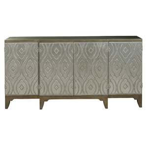 Kattie 4 Door Accent Cabinet by Rosdorf Park