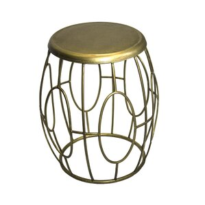 Abel Metal End Table by Mercer41