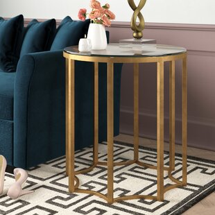 Inexpensive Reynaldo End Table by Willa Arlo Interiors Reviews (2019) & Buyer's Guide