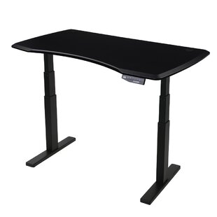 Latitude Run Colyn Electric Height Adjustable Standing Desk