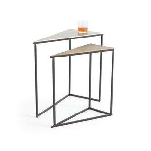 Read Reviews Cavour 2 Piece End Tables ByTrent Austin Design
