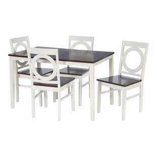 Cassius 5 Piece Dining Set