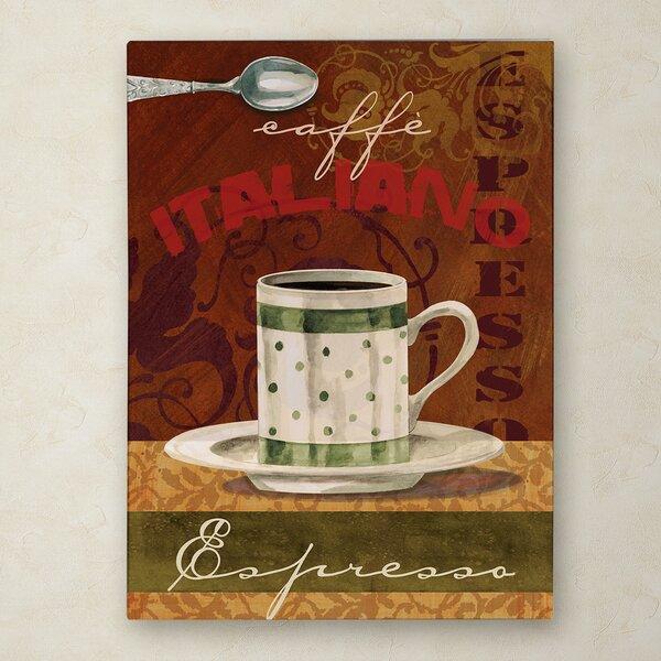 Espresso Art Wayfair