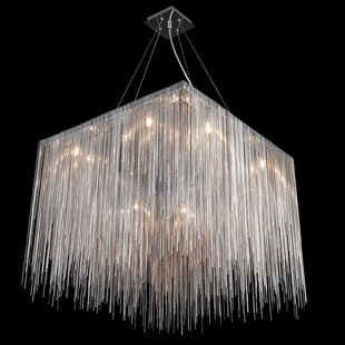 Everly Quinn Ahart 8-Light Novelty Chandelier