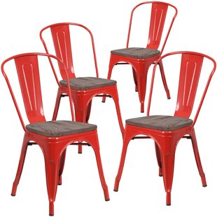 Ketchum Stackable Dining Chair (Set of 4)..