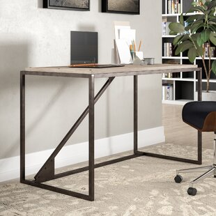 Greyleigh Rosemarie Industrial Writing Desk