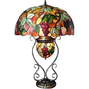 Clair Tiffany 26 Table Lamp