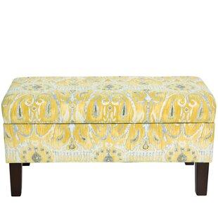 Mistana Fernand Cotton Upholstered Storag..
