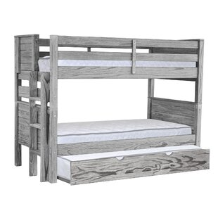 Fordbridge Twin Bunk Bed with Trundle
