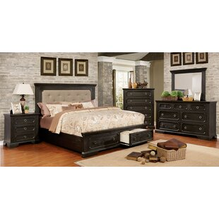Deonte Platform Configurable Bedroom Set by Alcott Hill