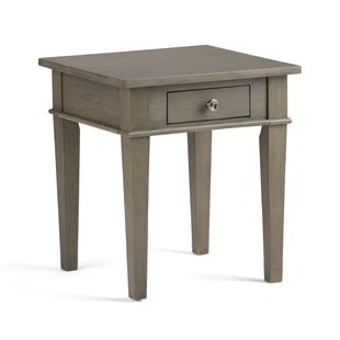 Carlton End Table with Storage