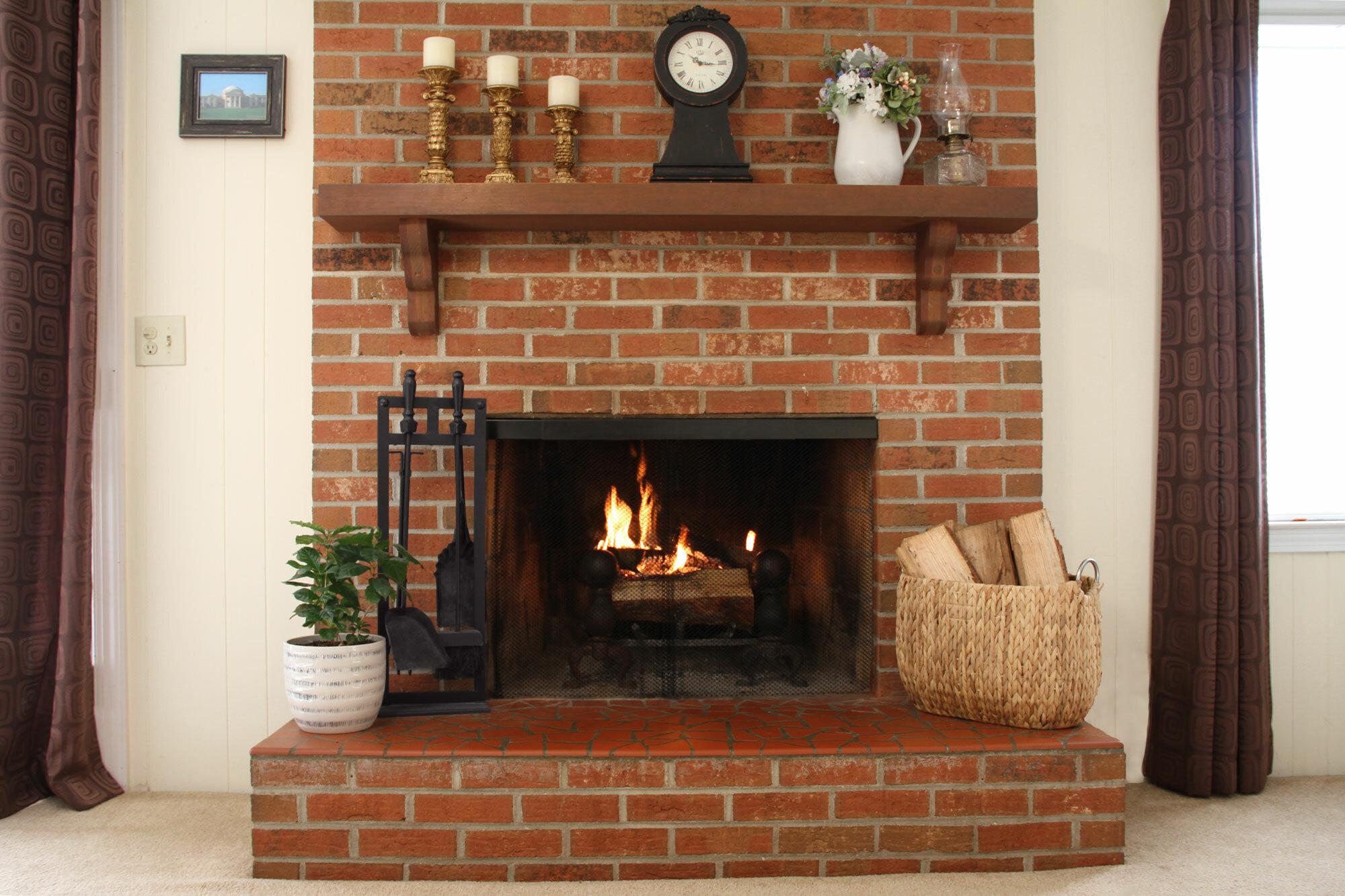 Condar Mesh Curtain 2 Panel Steel Fireplace Screen Reviews