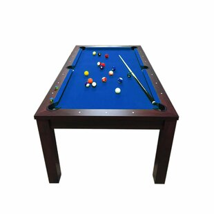 Model Snooker Full Accessories 7' Pool Table